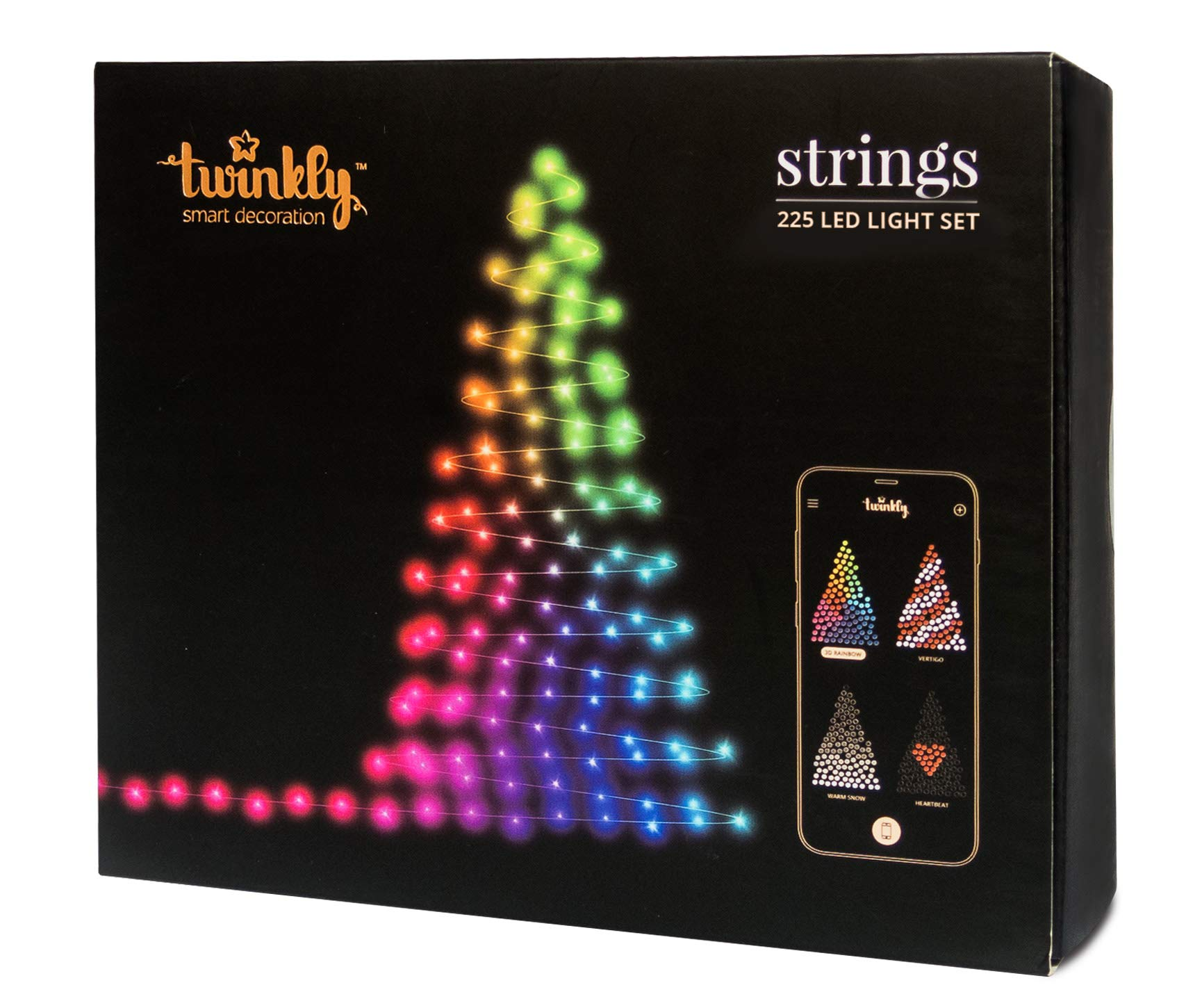 Twinkly 225 LED String Lights
