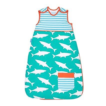 El Gro Company 0 – 6 meses, Grobag – Saco de dormir bolsa azul Talla