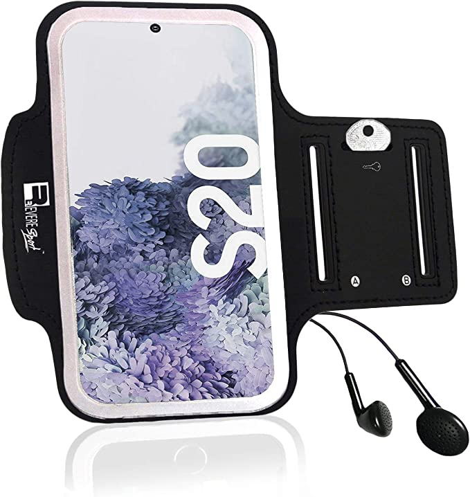 Quality Sports Armband Gym Running Workout Phone Case✔Samsung Galaxy S8 Active