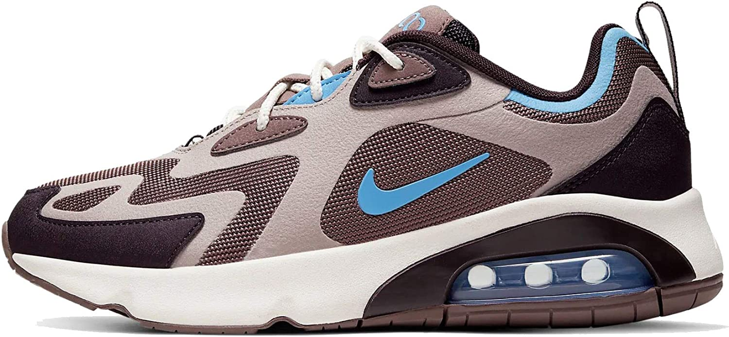 Nike Womens Air Max 200 Womens Casual Running Shoes At6175-200 Size