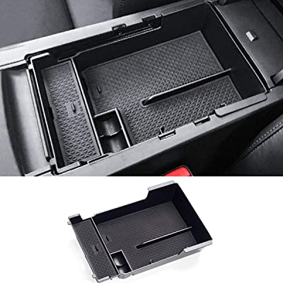 TTCR-II Centre Console Organizer Tray for Mazda MAZDA3 2020-2020, Console Armrest Glove Box Tray (for 2020-2020 MAZDA3): Automotive [5Bkhe0404041]