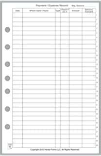 amazon com classic check register office products