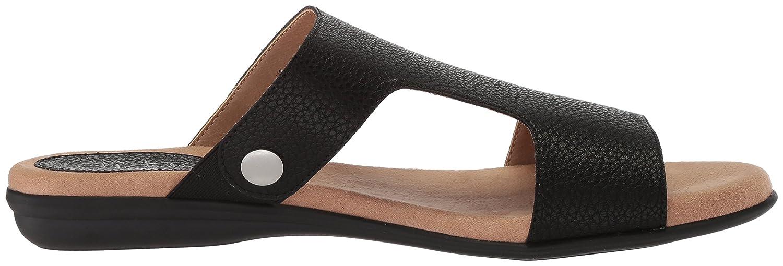 LifeStride Women's BAHA Flat Sandal 8 B0775SXWXX 8 Sandal M US|Black ecdf55