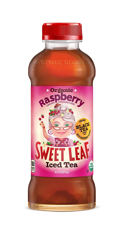 Amazon Com Sweet Leaf Tea Iced Green Tea Mint And Honey Case