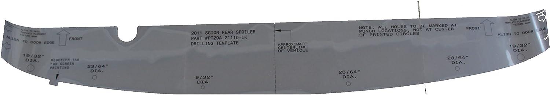 Genuine Scion Accessories PT29A-21110-IK Installation Kit