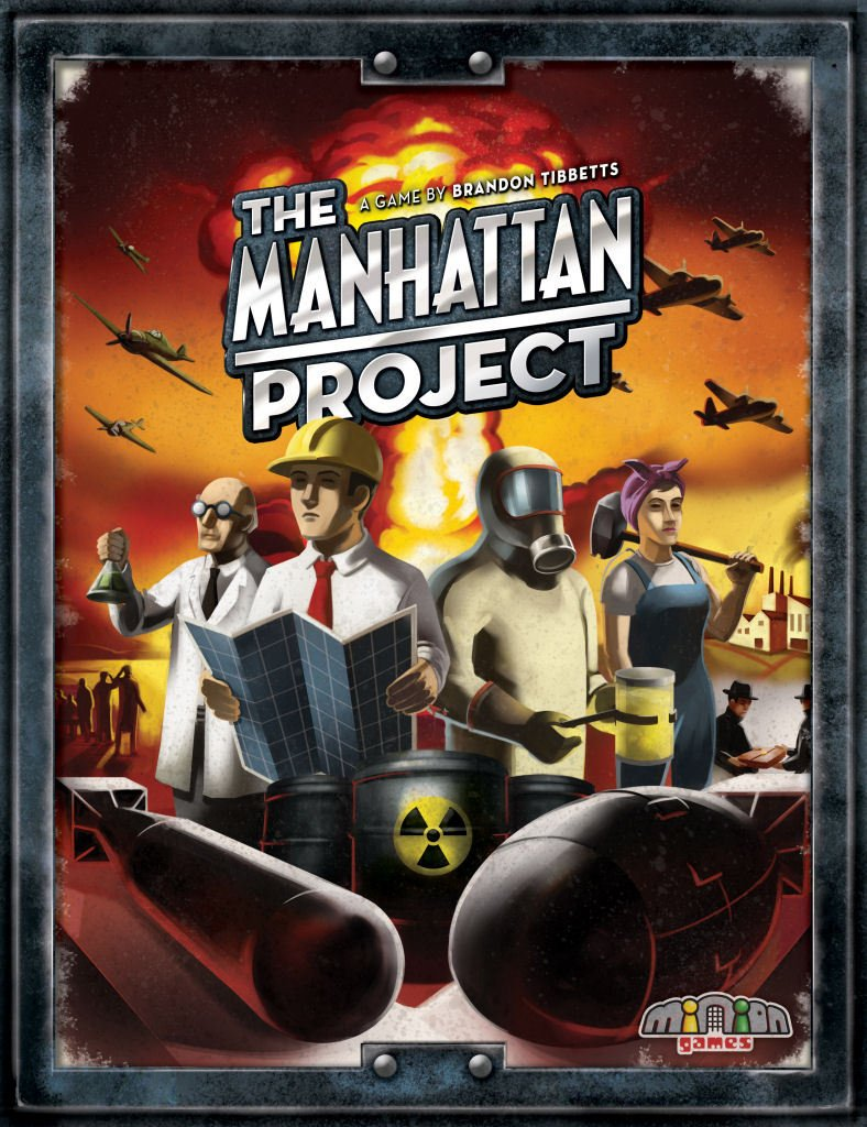 Minion Games – The Manhattan Project