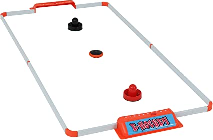2-Inch Sunnydaze Tabletop Air Hockey Electronic Rechargeable Hover Puck