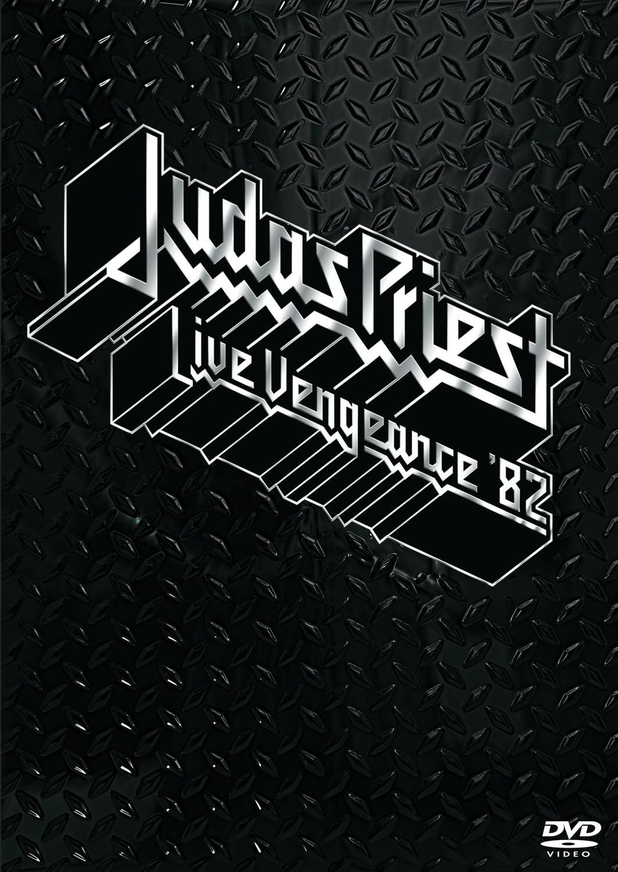 Judas Priest - Live Vengeance '82 Ian Hill K.K. Downing Rob Halford Glenn Tipton