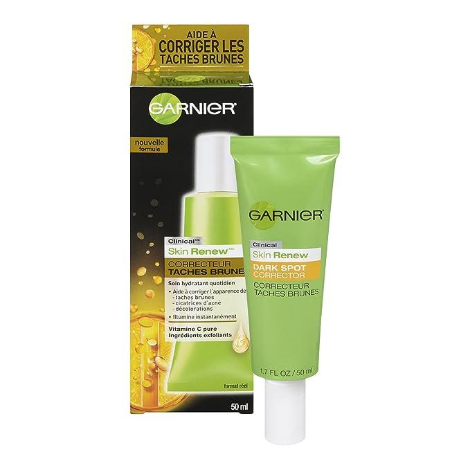 Garnier clínicos oscuro punto Corrector piel renovar, 1,7 oz: Amazon.es: Belleza