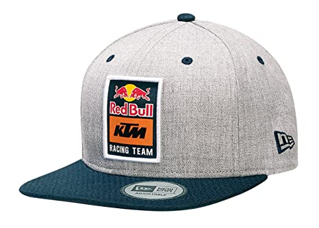0246e385fbe Red Bull KTM Racing Team Athletic FLAT Cap NEW ERA 9 Forty MotoGP ...