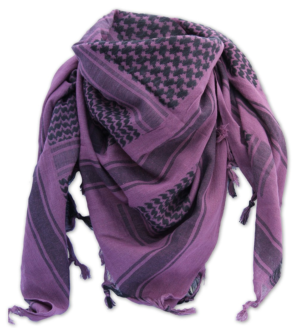 SHEMAGH SCARF ARMY ISSUE ARAB MILITARY FORCES SAS BIKER NECK WARMER