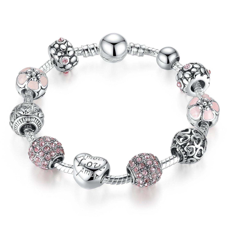 Bracelet charms leclerc