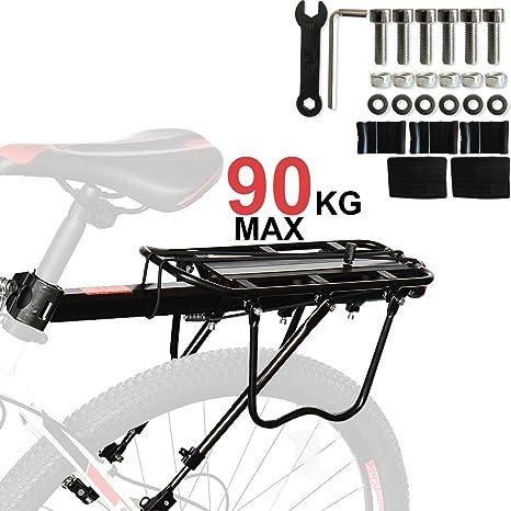 Fuerte AleacióN De Aluminio Material 90Kg Capacidad Bicicleta ...