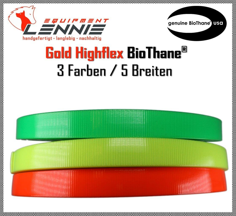 biothane Beta Super Heavy Metro en 12/colores hasta 7/Amplia