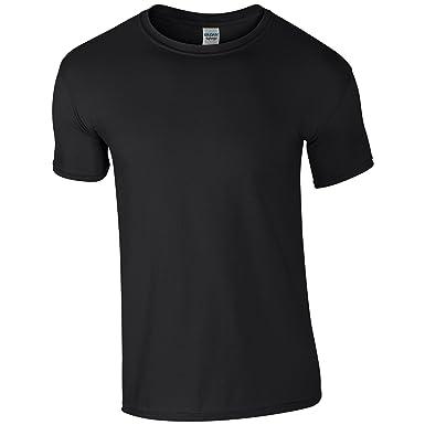 Ringspun T Shirt >> Gildan Mens Softstyle Ringspun T Shirt Amazon Co Uk Clothing