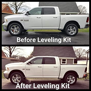 3 FRONT LEVELING LIFT KIT for 2006-2019 DODGE RAM 1500