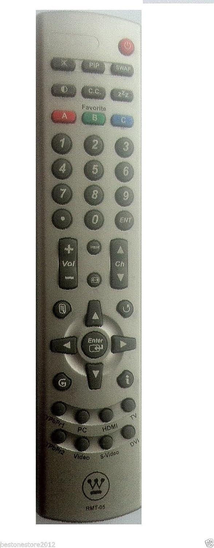 Original Remote Control RMT-02 for Westinghouse RMT-05 SK-26H590D SK-26H730S SK-32H240 SK-32H240S LTV-27W6 LTV-27W6HD LTV-27W7 LTV-27W7HD LTV-32W3 LTV-32W3HD LTV-32W6 LTV-32W6HD LTV-37W2 LCD tv