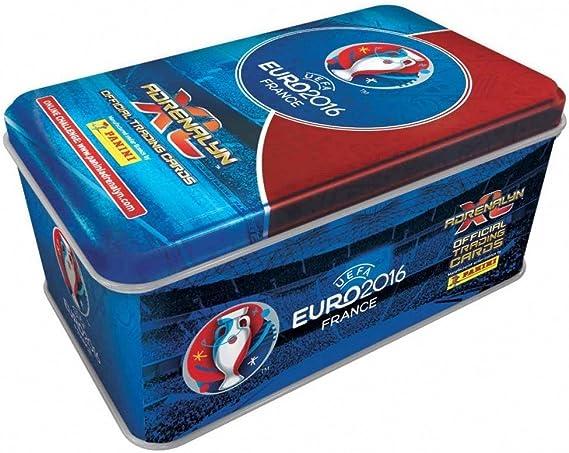 Panini 072037 – Lata Adrenalyn Euro2016, multicolor , color/modelo surtido: Amazon.es: Juguetes y juegos