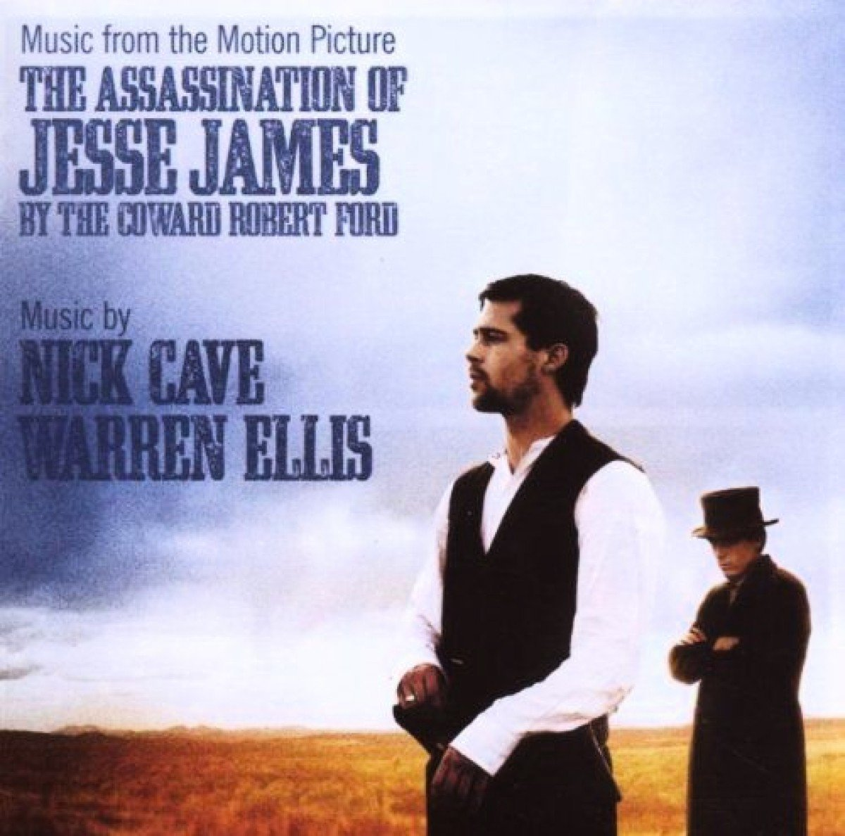Nick Cave, Warren Ellis - The Assassination Of Jesse James By The Coward Robert Ford - Amazon.com Music