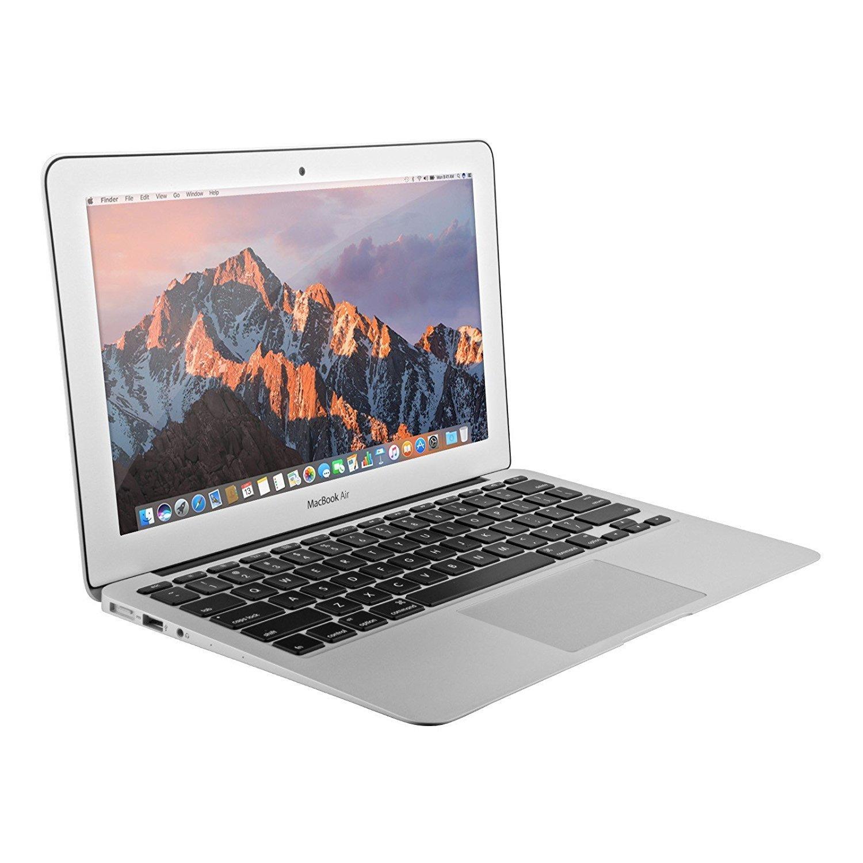 Apple MacBook Air MJVM2LL/A Intel i5 1.6GHz 4GB 128GB (Refurbished)