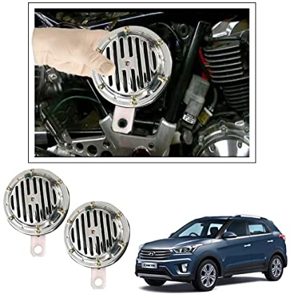 Vheelocityin 2Pc Twin Tone Car Horn with 6 Months Warranty for ...