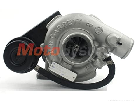 Turbocompresor de Alfa Romeo 164 166 GTV Spider 2.0 201 PS 205ps 148 kW 151 kW