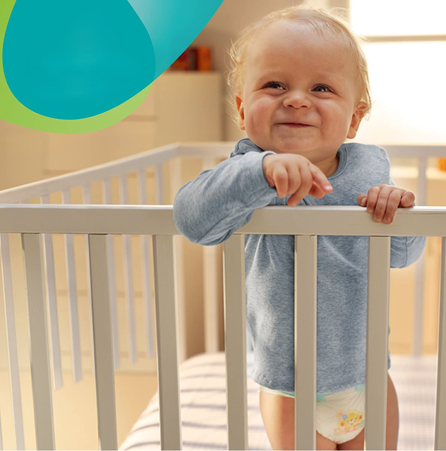 PAMPERS Baby Dry T5 Jr 11-25kg x23 couches