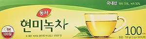 DONGSUH FOOD Brown Rice Green Tea (1.5g100ea)