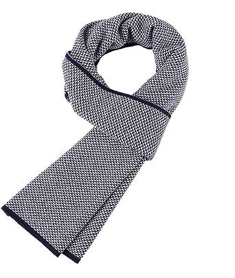 b48edcecdaf0d Veniroc Men Winter Cashmere Scarf Warm Wool Scarves, Gifts for Men