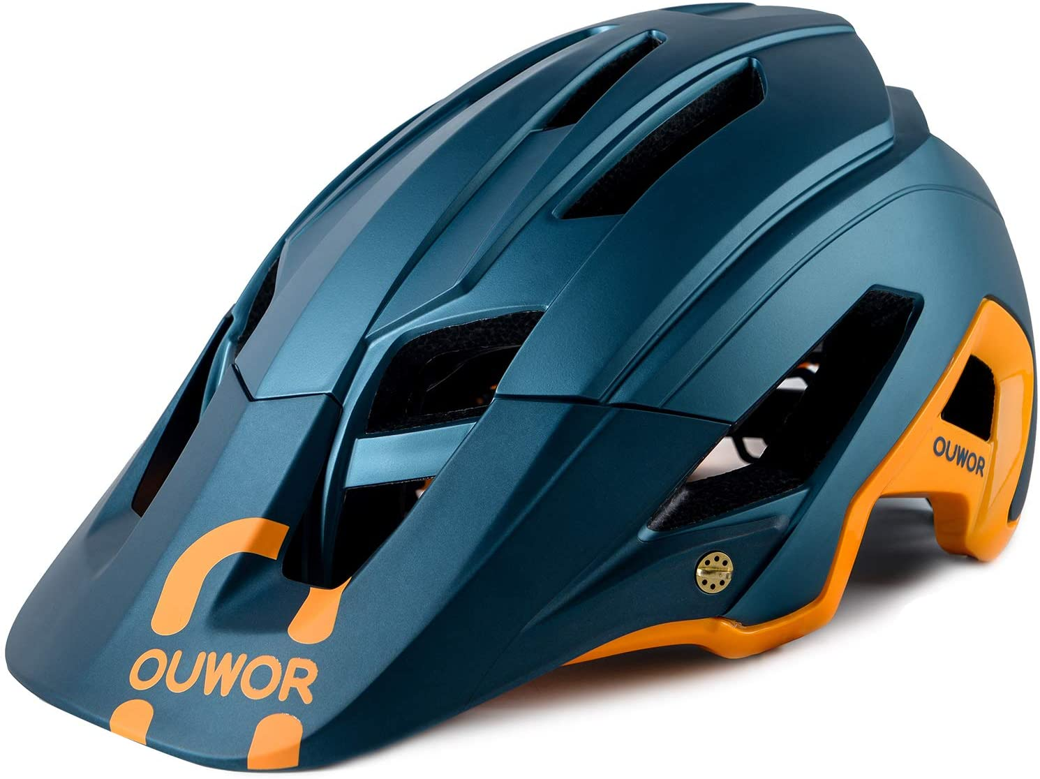 OUWOR Mountain Bike MTB Helmet