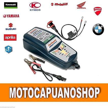 Cargador Mantenedor Cargador de batería de litio Optimate ...
