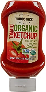 product image for WOODSTOCK FARMS Organic Tomato Ketchup, 20 OZ