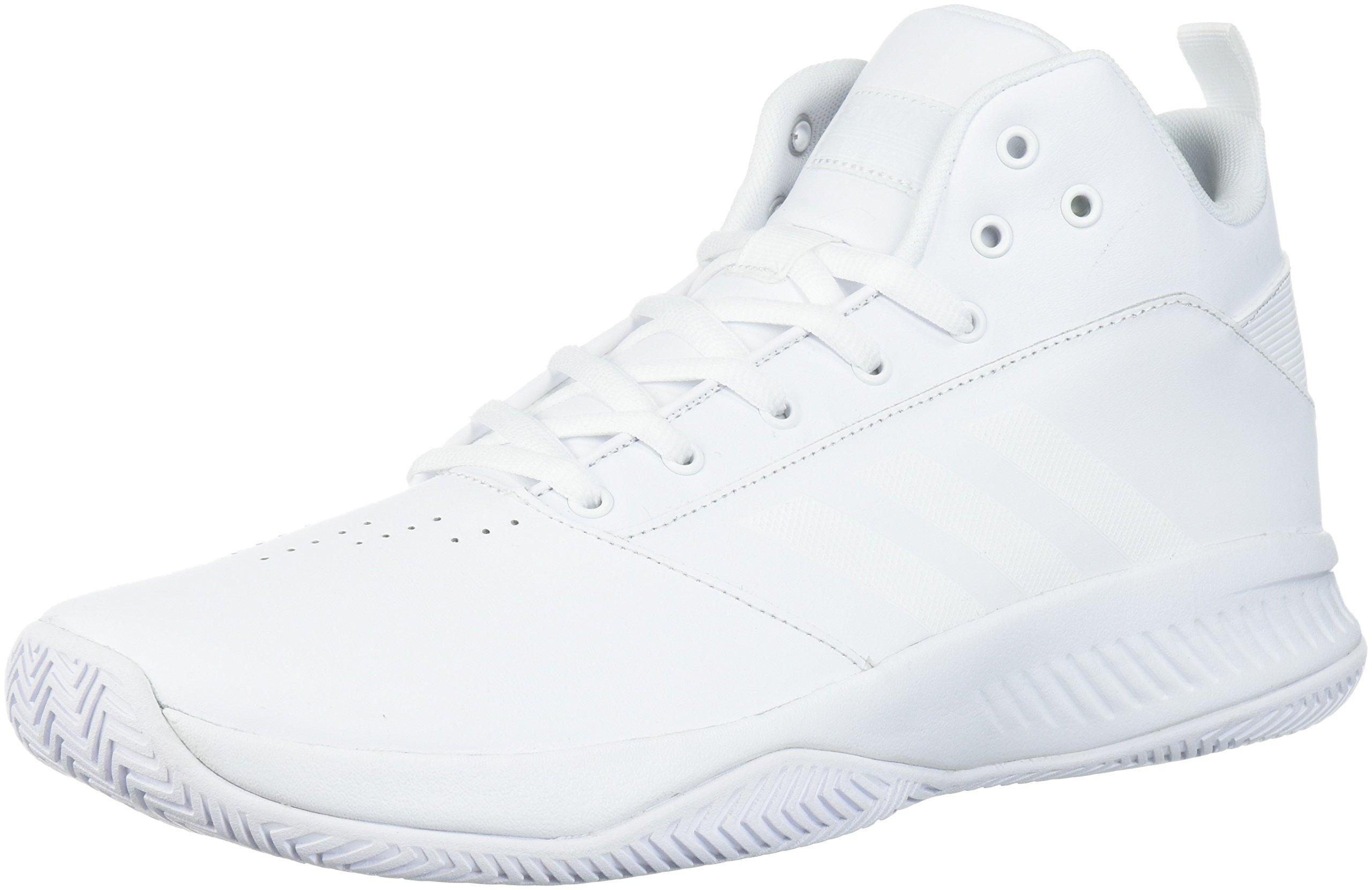 competitive price 44915 51c39 Galleon - Adidas Mens CF Ilation 2.0, WhiteWhiteWhite, 7.5 M