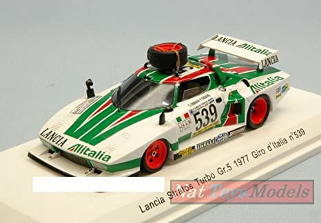 REVE COLLECTION REVE70152 LANCIA STRATOS 539 GIRO ITALIA 1977 MUNARI-SODANO 1:43