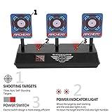 Electronic Digital Shooting Target for Guns,Auto