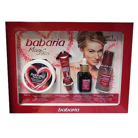Babaria, Loción corporal - 50 ml.: Amazon.es: Belleza