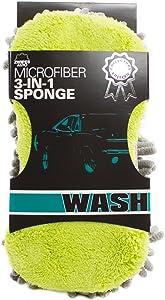 Zwipes Auto 887 Professional Microfiber 3-in-1 Super Sponge