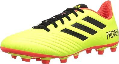 Educación escolar impulso Cuota  Amazon.com   adidas Men's Predator 18.4 FxG Soccer Shoe   Soccer