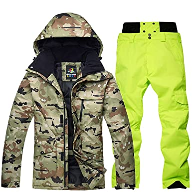 1ceb37553 Plus Size Men s Snow Suit Outdoor Sports Wear Special Snowboarding ...