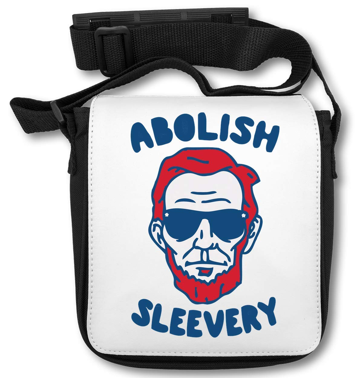 Abraham Lincoln Abolish Sleevery Sac d'épaule