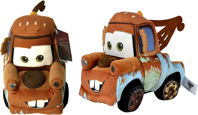 Simba–Disney Cars 3, Peluche Auto, Mater