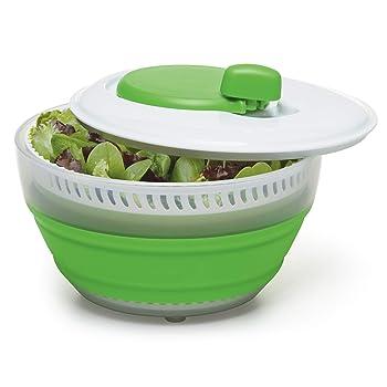 Prepworks by Progressive Collapsible 3- Quart Salad Spinner