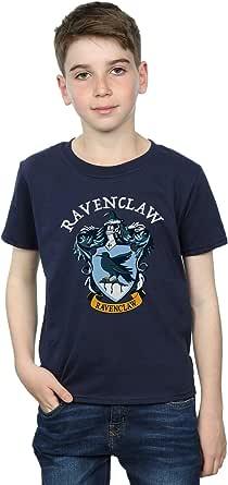 Harry Potter Niños Ravenclaw Crest Camiseta