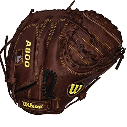 Amazon.com  Wilson Game Ready Soft Fit Baseball Catcher Mitt 8015152c941