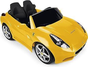 Famosa 800010060 - Feber Ferrari California Macchinina Elettrica