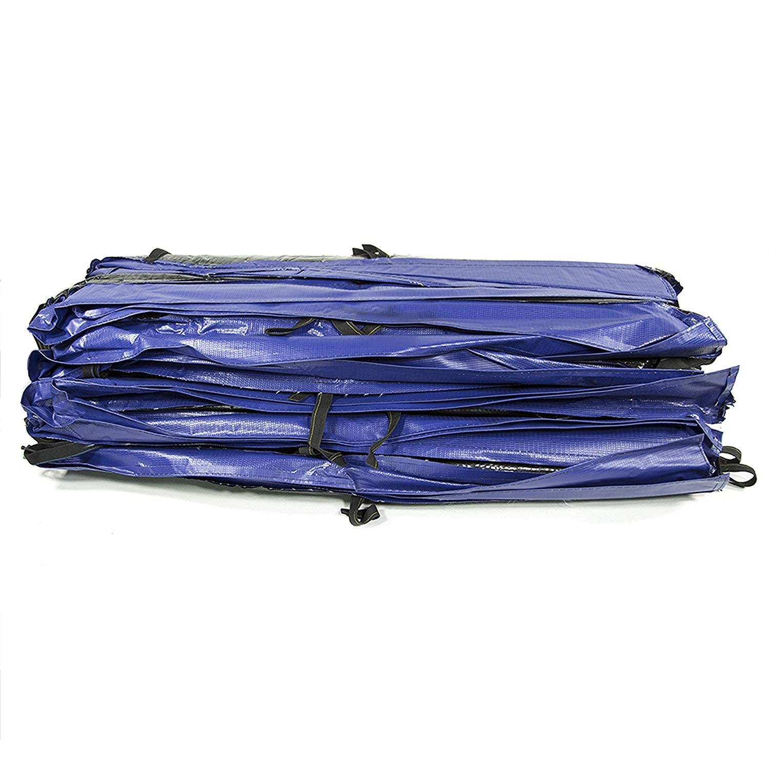 Skywalkers Trampolines Safety Pad 9x15 ft Replacement Parts Accesories. 9'x15' Rectangle Spring Blue Vinyl-Coated for Trampoline. Ultra High UV Protection. Compatibility STRC915 by Skywalkers Trampolines (Image #3)