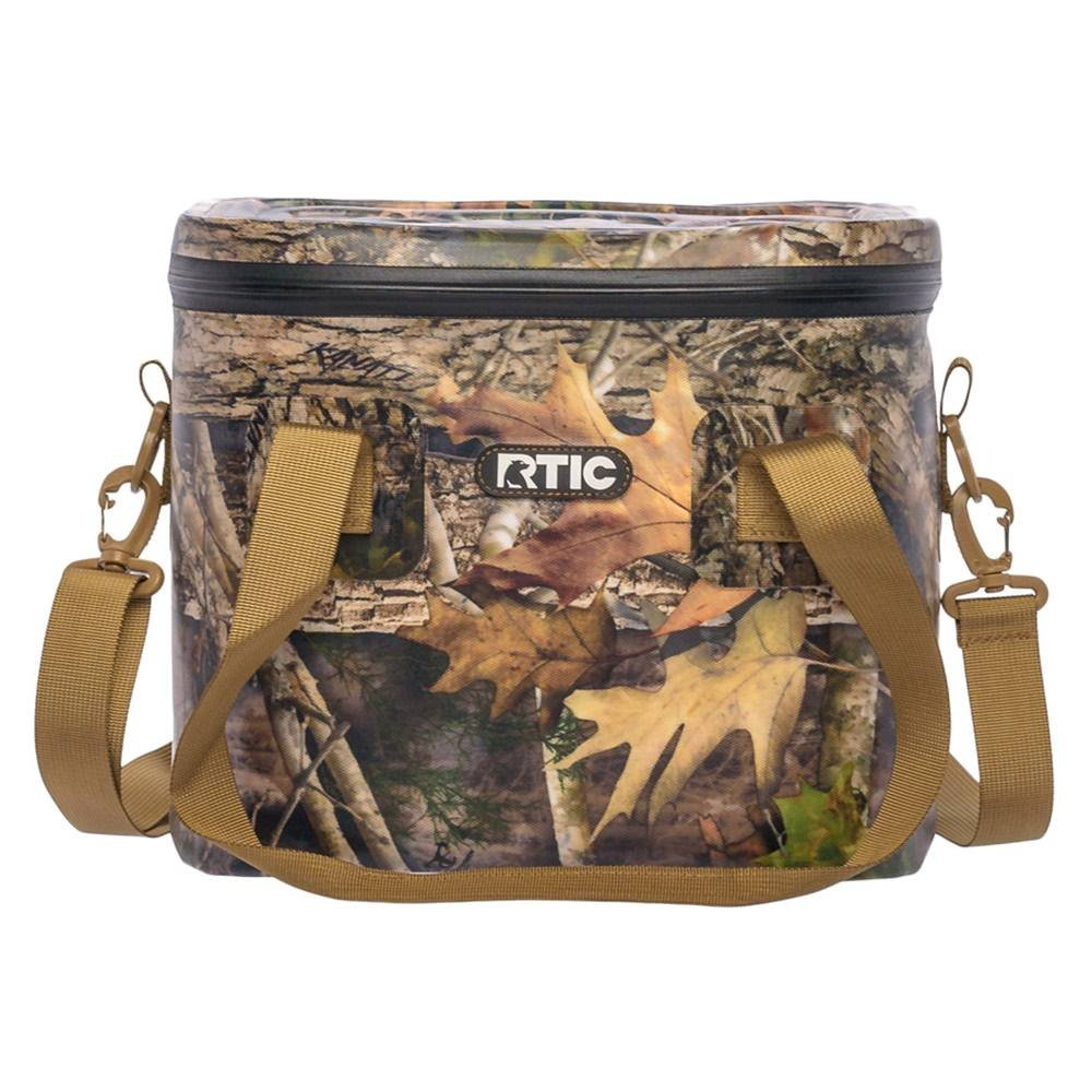 RTIC Soft Pack 8, Camo by RTIC
