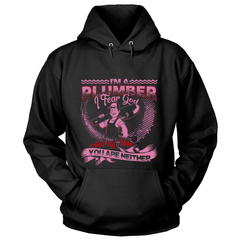 Im A Plumber S I R God T Shirt