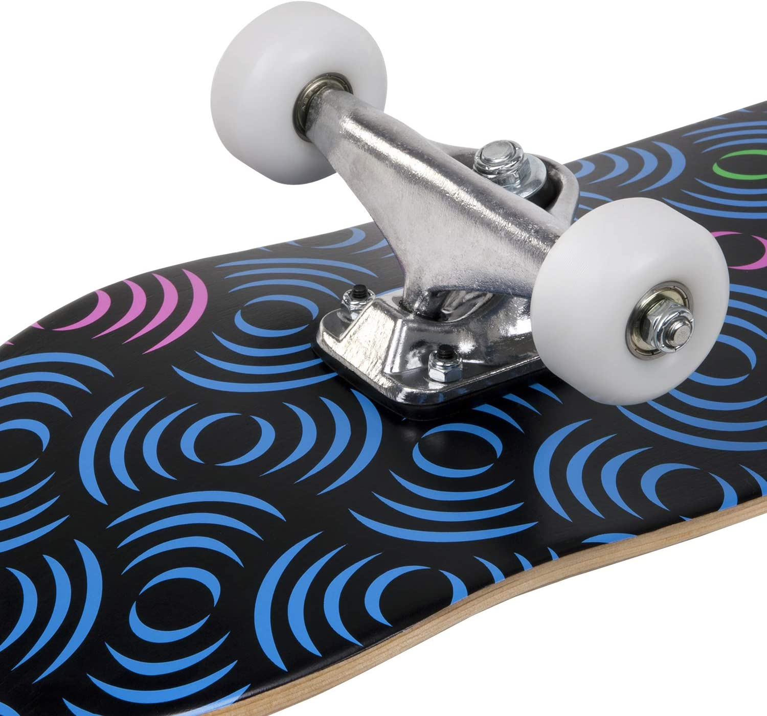 7.75 8.0 Inch Cal 7 Complete Skateboard