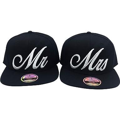 QUEENITED KINGDOM - Gorra de béisbol - para Hombre Mr/Mrs | Noir Talla única: Amazon.es: Ropa y accesorios
